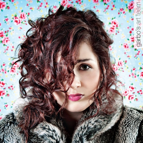 Warm brunette hair color by our art team