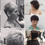 Image of cuts by Tristan at Sassoon Academy