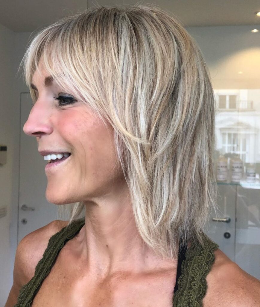 Modern Hairstyles for Women with Fine Hair Over 50